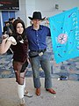 WonderCon 2012 - Annie and Jeff from Community (7019609365).jpg