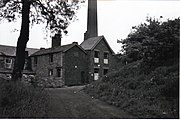 Wood Mill, Woodley, just prior to demolition (1963).jpg