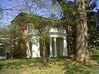 Woodend (Chevy Chase, Maryland)