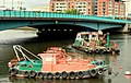 Workboats on the Lagan, Belfast - geograph.org.uk - 1326738.jpg