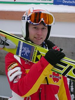 World Junior Ski Championship 2010 Hinterzarten Ramona Straub 1080.JPG