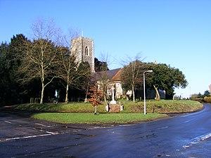 Wrentham, Suffolk - St Nicholas' Church, Wrentham
