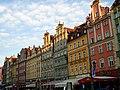 Wrocław, Dolny Śląsk, Poland Rynek (Market Square) - panoramio.jpg