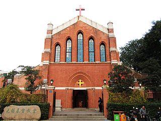 Wuxi Christian Church Church in Jiangsu, China