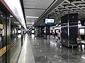 Wuyangcun Station Platform 1 2017 09.jpg