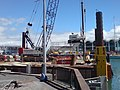 Wynyard Crossing Pile Construction Work.jpg