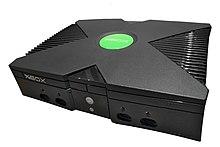 Microsoft sort Xbox 360 en 2005 220px-Xbox_1