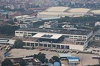 Xilang Station Exterior view 2017 07.jpg