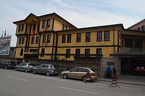 Yılmaz Büyükerşen Wax Museum - Museum building