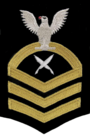 U.S. Navy Chief Yeoman arm insignia
