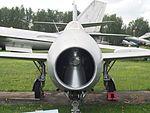 Yak-23 at Central Air Force Museum Monino pic1.JPG