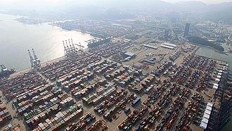 Yantian District - Yantian Port Area
