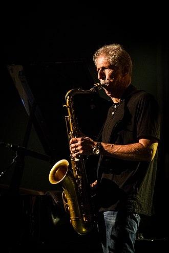 Bob Mintzer - Mintzer in 2015