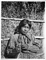 Young Chemehuevi Indian girl, ca.1900 (CHS-3477).jpg