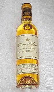 Sauternes (wine) wine