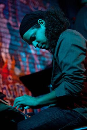 Zaccai Curtis - Zaccai Curtis at the piano