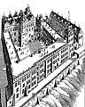 Zamek Ksiazat Pomorskich w Szczecinie Merian 1653.jpg