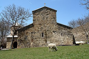 Zedazeni Monastery in Georgia