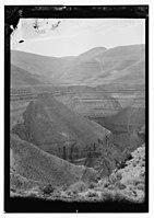 Zerka-Main & Machaerus, also Zerka (town), T-J (i.e., Transjordan), Nov. 1930, May 5-6, 1932. LOC matpc.14117.jpg
