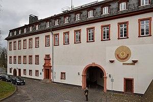 Mainz Citadel - Kommandantenbau