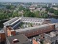 Zwolle Maagjesbolwerk Bovenaanzicht.JPG