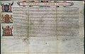 Zygmunt III nadaje Kolegium Jezuickiemu w Poznaniu uprawnienia Akademii.jpg
