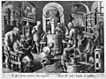 'Distillatio', scene in an alchemist laboratory Wellcome M0018149.jpg