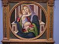 'Madonna and Child', workshop of Sandro Botticelli, El Paso Museum of Art.JPG