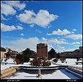((( گنبد سرخ مراغه در زمستان ))) - panoramio.jpg