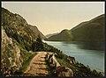 (Bandak Lake from Dalen, Telemarken (i.e, Telemark), Norway) LOC 3175039800.jpg