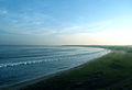 (Bay of Bengal) Beach View from Tenneti Park 07.JPG