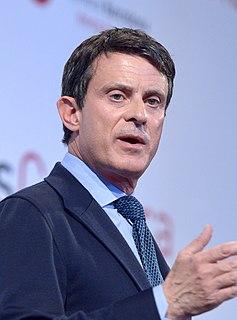 Prime Minister of France (2014–2016)