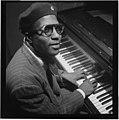 (Portrait of Thelonious Monk, Minton's Playhouse, New York, N.Y., ca. Sept. 1947) (LOC) (4843753116).jpg