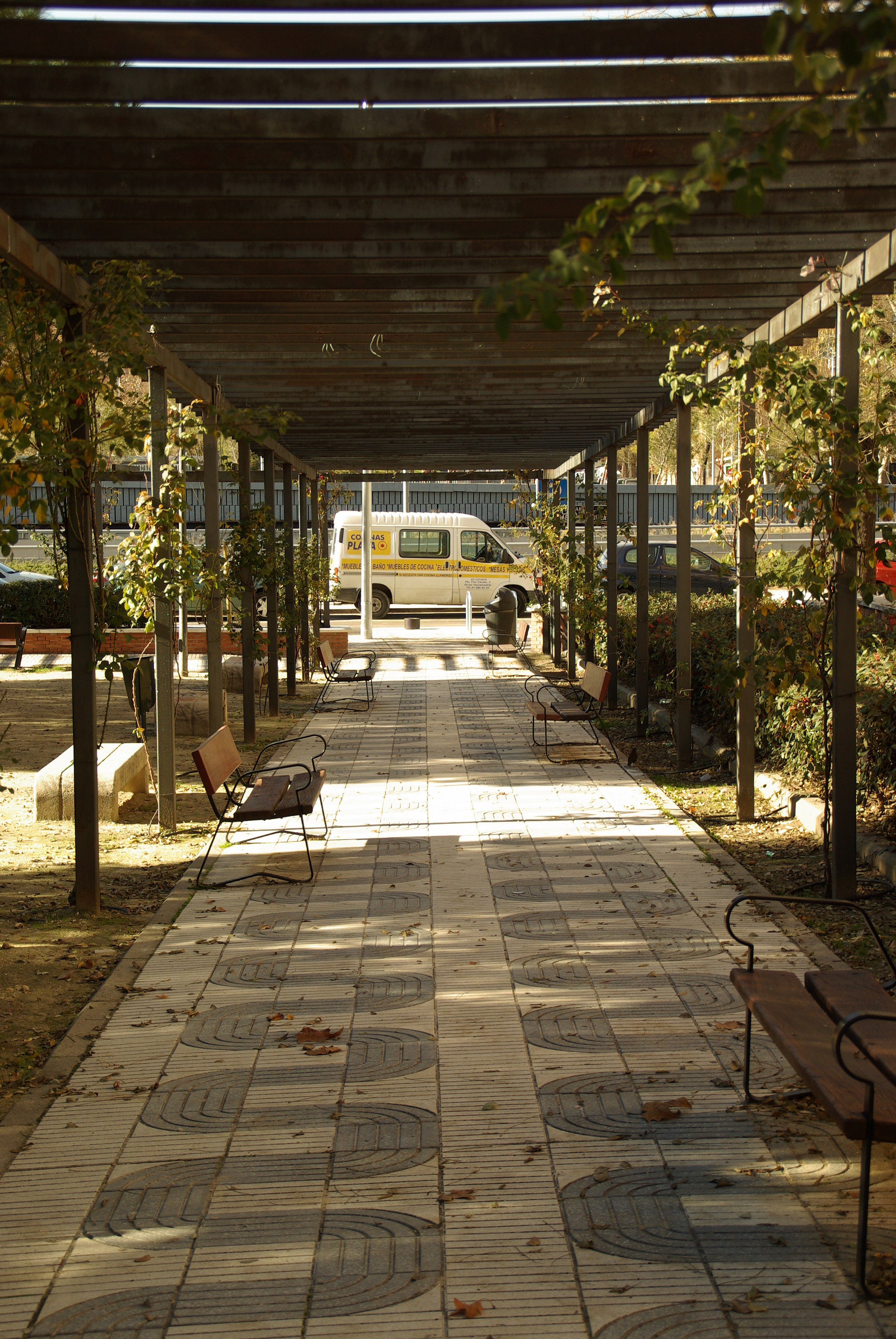Muebles De Jardin Madrid.File Madrid P L M Arganzuela Jardin Maestro Padilla
