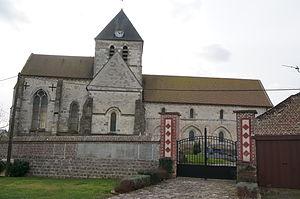 Barenton-sur-Serre - Image: Église Barenton 07659