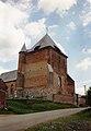 Église Saint-Algis de Saint-Algis en 1991.jpg