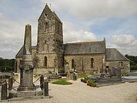 Église Saint-Cyr-et-Sainte-Juliette de Saint-Cyr, Manche.JPG