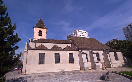 Photo - Eglise Saint-Leu-Saint-Gilles