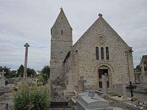 L'église Saint-Pair.