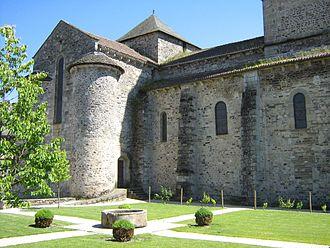 Uzerche - church of Saint-Pierre