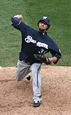 Eric Gagne in 2008
