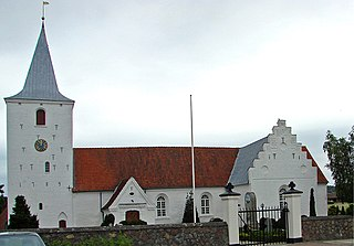 Østbirk Church Church in Horsens Municipality, Denmark