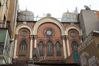Ahrida Synagogue of Istanbul