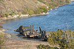 Інженерні підрозділи навели на Дніпрі під Херсоном понтонно-мостову переправу (30431911946).jpg