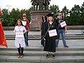 Аллегорические протестные фигуры на митинге в Екатеринбурге.jpg