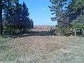 Вид на бывшую точку МБР с озера - panoramio.jpg