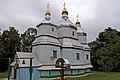 Вороновиця - Михайлівська церква в присілку Ганщина DSC 1735.JPG