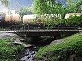 Залізничний міст через річку Сирець.JPG