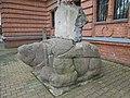Здание музея Приамурского отдела Географического общества, Каменная черепаха, Хабаровск.jpg