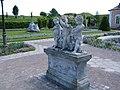 Золочевский замок. Скульптура детей..jpg
